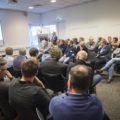 featured image Drukbezochte BSNC-bijeenkomst laat zien: Branche wil samen staan voor kwalitatieve kunstgrassportvelden