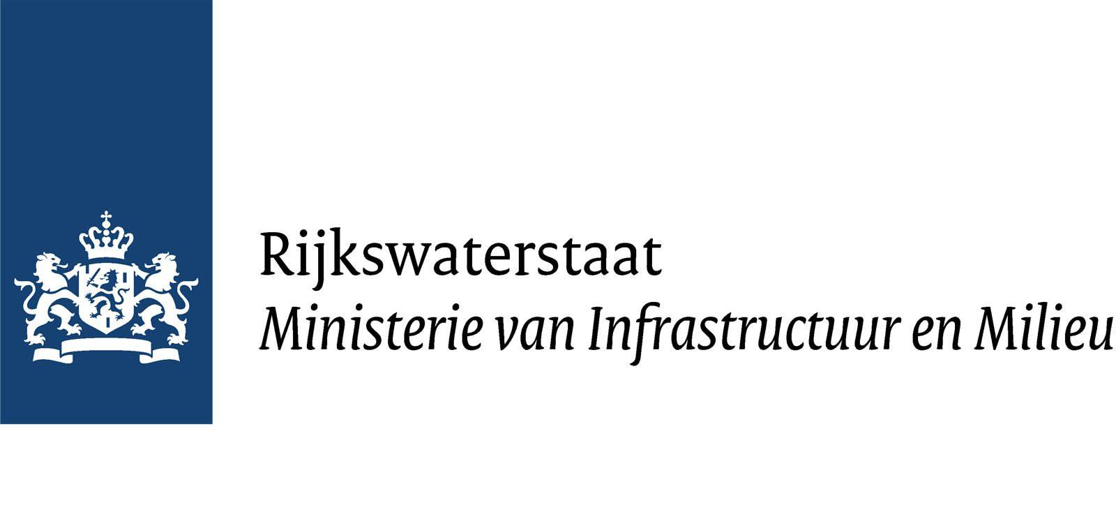 Logo Miniterie Rijkswaterstaat